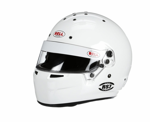 Bell RS7 Racing Helmet SA2015 and FIA8859-2015 - alternative view 1