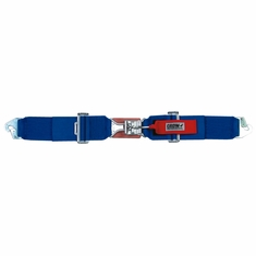 Crow Lap Seatbelt With Snap-In Ends 3 inch wide