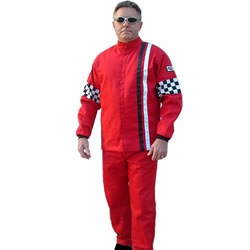 Custom Racing Suit