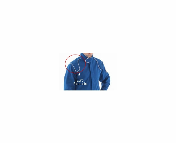 Double Layer Crow Jacket Only - SFI-5 Safety Rated - alternative view 1