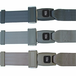 Golf Cart Seat Belts