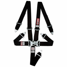 Individual Bolt-in / Wrap Around Seat Belts 5 Point Harness