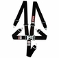 Individual Bolt-in / Wrap Seat Belts Floor-Mount 5 Point Harness