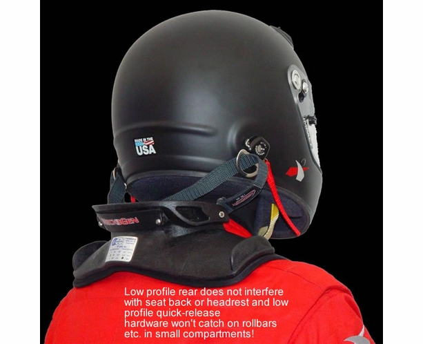 LARGE Size Necksgen Head and Neck Restraint - alternative view 7