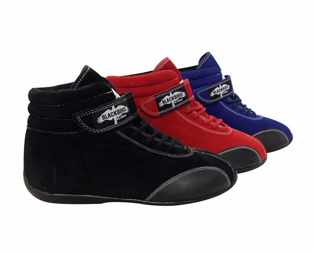 Mid Top Racing Shoes by Crow
