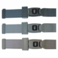 Push Button Forklift Seat Belts (Non-Retractable)