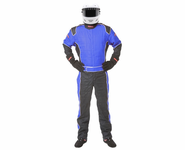 Pyrolite Two Nomex 1 Piece Driving Suit SFI-5- Pyrotect - alternative view 1