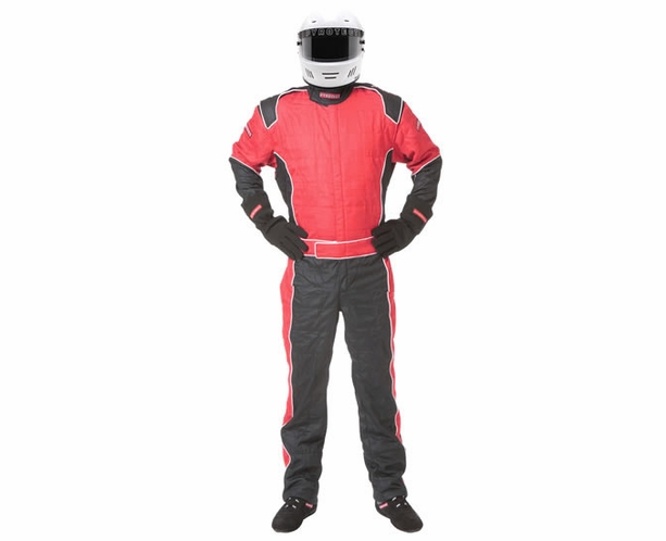 Pyrolite Two Nomex 1 Piece Driving Suit SFI-5- Pyrotect - alternative view 2