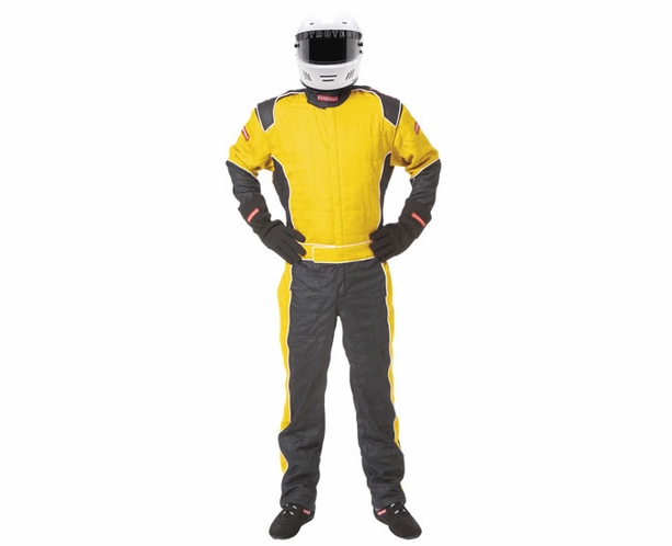 Pyrolite Two Nomex 1 Piece Driving Suit SFI-5- Pyrotect - alternative view 3