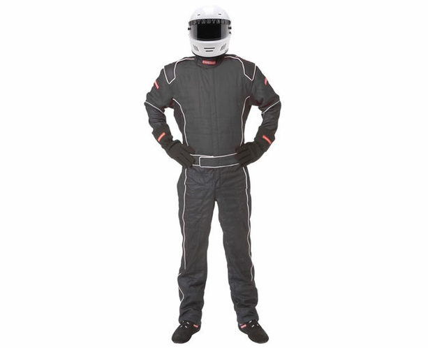 Pyrolite Two Nomex 1 Piece Driving Suit SFI-5- Pyrotect