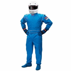 Pyrotect Jr. Dragster 1 Layer Race Suit DX-1 SFI-1