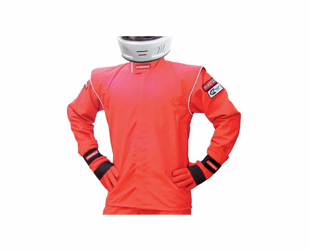 Pyrotect Racing Jacket Only 2 Layer DX-2 Jr. Dragster SFI-5