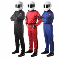 Race Suit by Racequip 110 Series SFI-1 One Piece