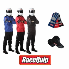 Racequip 2-Piece SFI-1 Racing Kit Package