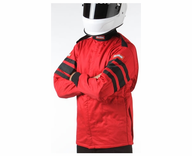 Closeout! 120 SFI-5 Auto Racing Jacket RaceQuip Nomex Style Fire Rated