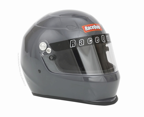 Racequip Pro15 Helmet - Racing SA2015 Snell Rated - alternative view 2