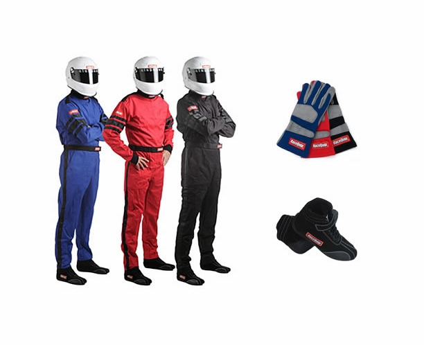 Racequip SFI-1 One Piece Racing Suit Kit