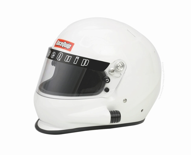 Racequip Side Air Helmet Pro15 Snell SA2015 - alternative view 1