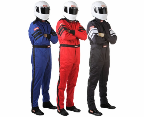 Racing Fire Suits >> Racing Suit By Racequip 120 Series Sfi 5 One Piece