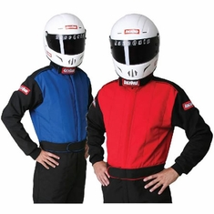 Racing Suit Racequip Patriot 5 SFI-5 Nomex 1-Piece or 2-Piece Suit