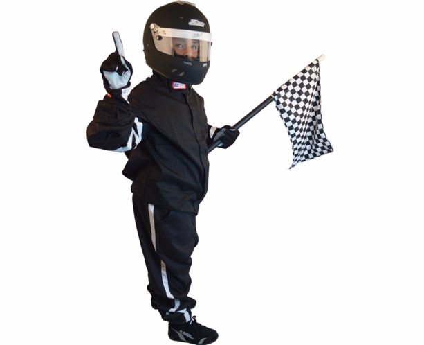 RJS 1-Piece Kids Junior Dragster Racing Suit 1 Layer SFI-1