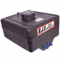RJS 12 Gallon Drag Racing Fuel Cell Made in USA - Black