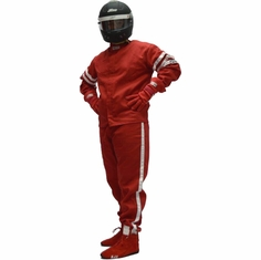 RJS 2 piece (pants & jacket) Driving Suit SFI-1 FR Cotton