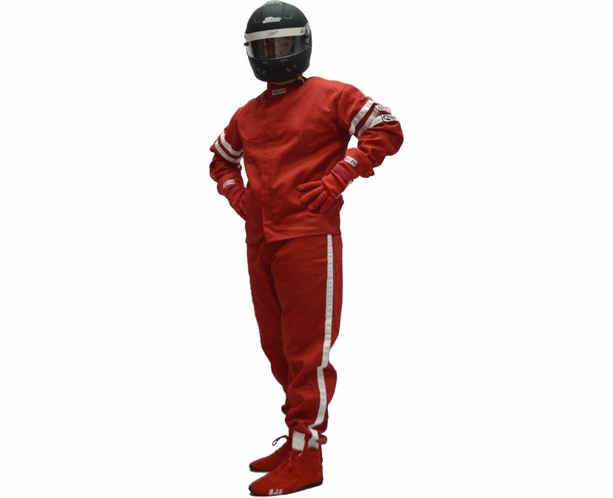 RJS 2-Piece SFI-5 Racing Suit Kit Package - alternative view 1