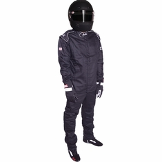 RJS Elite 2 piece (pants & jacket) Nomex SFI-15 Driving Suit SFI 3.2A/15