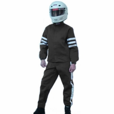RJS Kids SFI 3.2A/5 Jr Dragster / Quarter Midget Racing Suit Multi-Layer