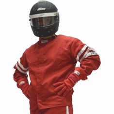 RJS Quarter Midget Jr Race Suit 2-Layer Jacket Only