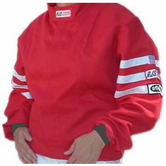 RJS SFI-1 Jr Dragster Race Suit 1 Layer Jacket Only