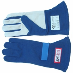 RJS Single Layer Knitted Nomex Gloves Kids and Adult Sizes