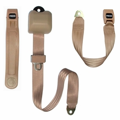 Roadster Retractable Seat Belt