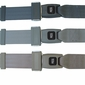 RV Seat Belts - Push Button Non-Retractable Lap Belt - alternative view 3