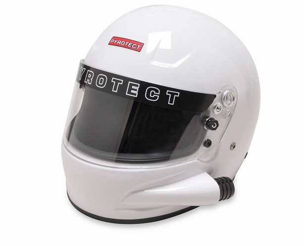 SA2015 Pyrotect Pro Airflow Side Forced Air Racing Helmet