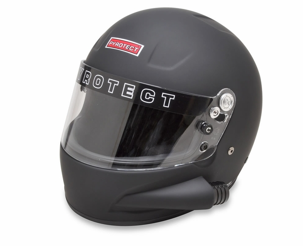 SA2015 Pyrotect Pro Airflow Side Forced Air Racing Helmet - alternative view 1