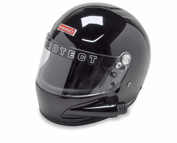 SA2015 Pyrotect Pro Airflow Side Forced Air Racing Helmet - alternative view 2
