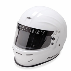SA2015 Pyrotect Pro Sport Helmet Full Face with Duckbill