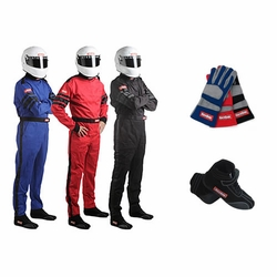 SFI-1 One Piece Auto Race Suit Packages