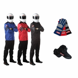 SFI-1 Two-Piece Racing Suit Packages