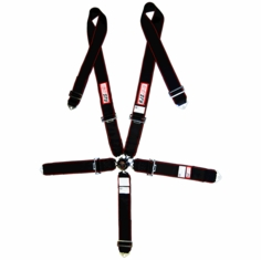 Stock Car SFI 16.5 CamLock RJS Racing Seat Belt - 5 or 6 Point
