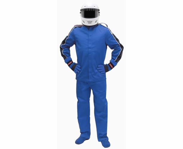 Sportsman Deluxe  (SDX) - 2 Piece Race Suits SFI 3.2A/1 by Pyrotect - alternative view 1