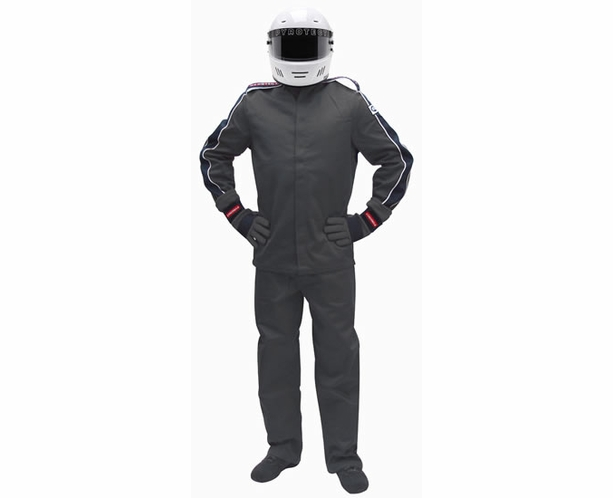 Sportsman Deluxe  (SDX) - 2 Piece Race Suits SFI 3.2A/1 by Pyrotect - alternative view 2