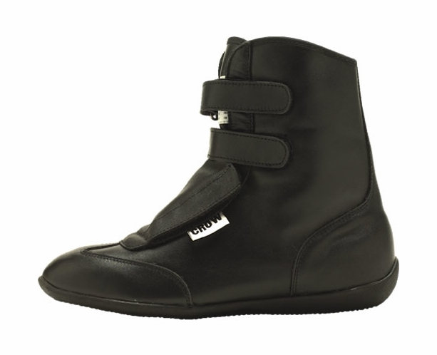 Sprint Car Racing Boots by Crow