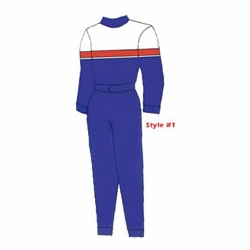 Style #1 - RJS Custom Race Suit