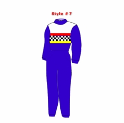 Style # 7 Racequip Racing Uniforms Custom
