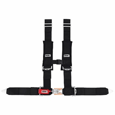 UTV Seat Belts H-Type Harness 3 x 3 by Crow