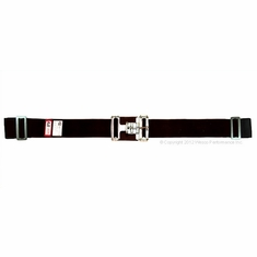 "Wrap Around Ends Lap Belts - Choose 3"" or 2"" Width"