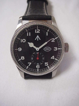 AROGNO Vintage military  WW II watch movement and case sold out